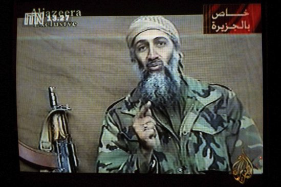 Second Osama Bin Laden Video